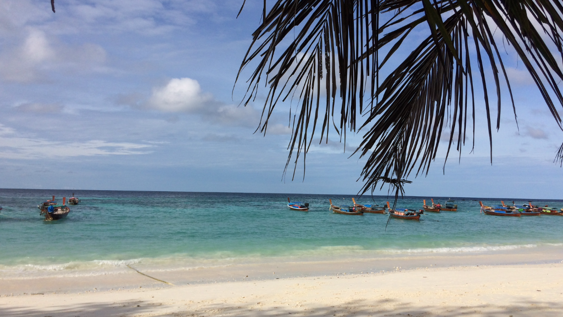 how to get to koh lipe from krabi